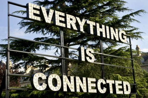 everything-is-connected Our Homes are Alive with Intelligence