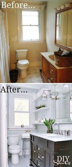 bathroom Modified Minimalism