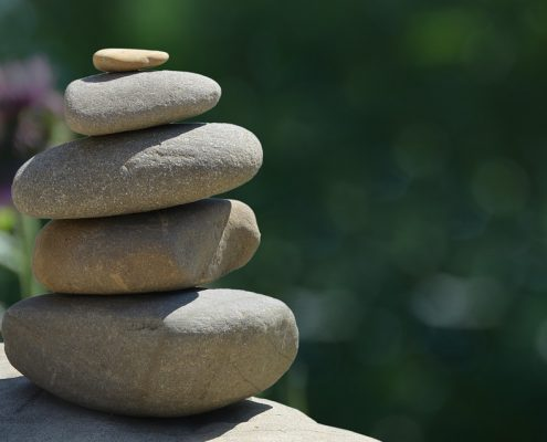 feng-shui-stones-495x400 Feng Shui for a Healthy Home